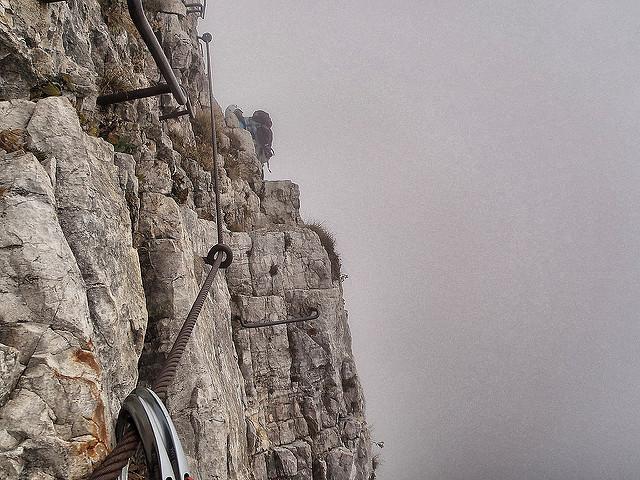 Klettersteig 52 Galleria 04-10-2012