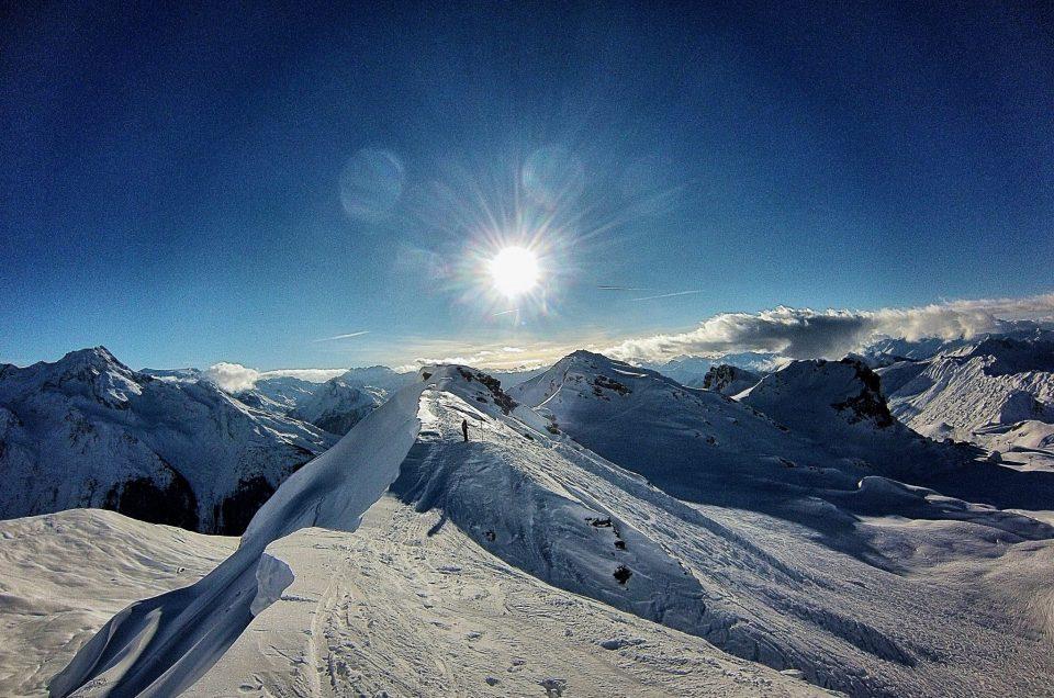 La Plagne 29/12/2012