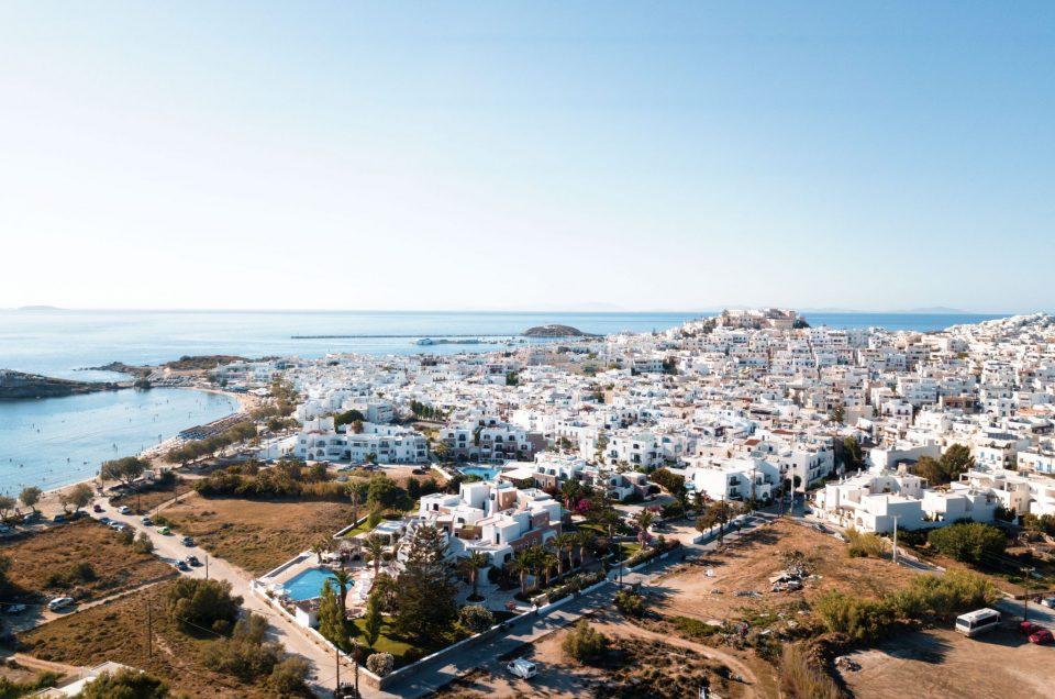 Naxos Elternzeit 2018