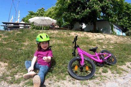 Das erste Fahrrad 22/04/2019