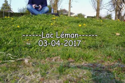 Genfer See 03/04/2017