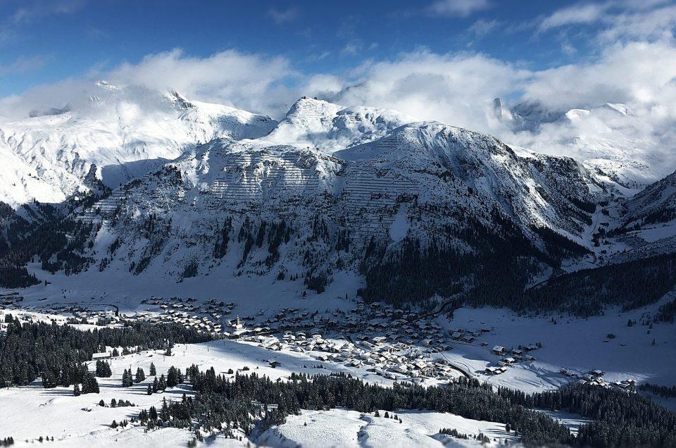 Arlberg 23/01/2016