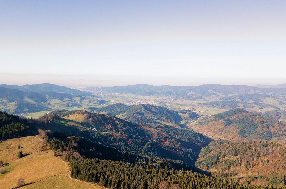Hinterwaldkopf 31/10/2017
